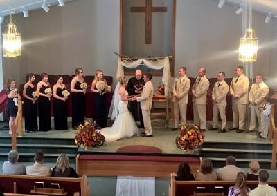 Wedding at Bethel