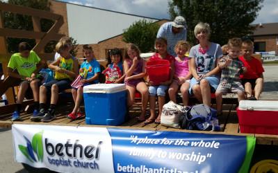 Lapel Village Fair 2016